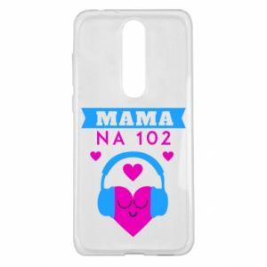 Nokia 5.1 Plus Case Mom on 102