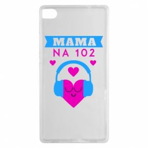Huawei P8 Case Mom on 102