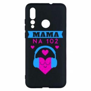 Huawei Nova 4 Case Mom on 102