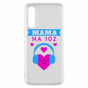 Huawei P20 Pro Case Mom on 102