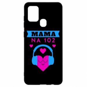 Samsung A21s Case Mom on 102