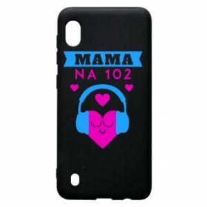 Samsung A10 Case Mom on 102