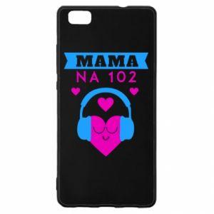 Huawei P8 Lite Case Mom on 102