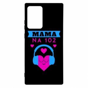 Etui na Samsung Note 20 Ultra Mama na 102