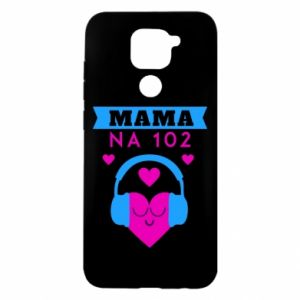 Etui na Xiaomi Redmi Note 9/Redmi 10X Mama na 102