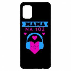 Etui na Samsung A31 Mama na 102
