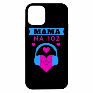 Etui na iPhone 12 Mini Mama na 102