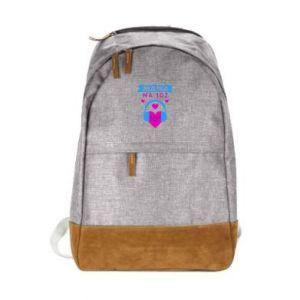 Urban backpack Mom on 102