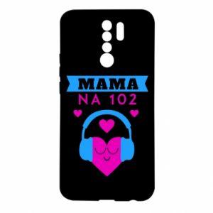 Xiaomi Redmi 9 Case Mom on 102