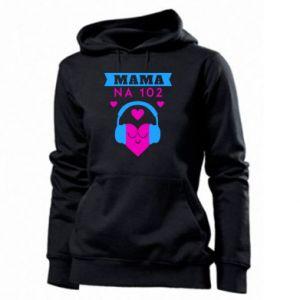 Women's hoodies Mom on 102