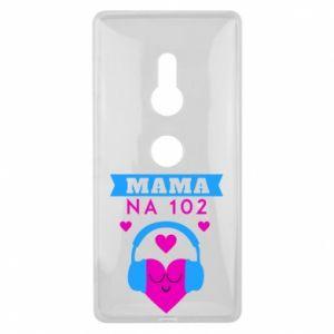 Sony Xperia XZ2 Case Mom on 102