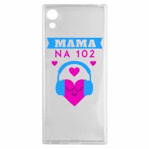 Sony Xperia XA1 Case Mom on 102