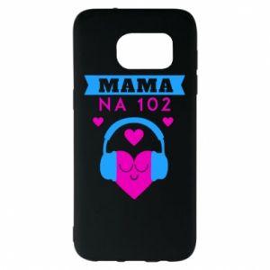 Samsung S7 EDGE Case Mom on 102