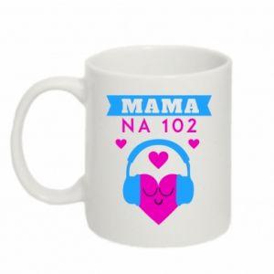 Mug 330ml Mom on 102