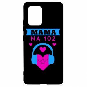 Samsung S10 Lite Case Mom on 102