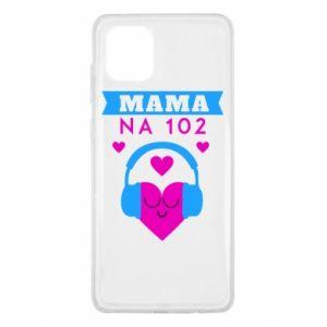 Samsung Note 10 Lite Case Mom on 102
