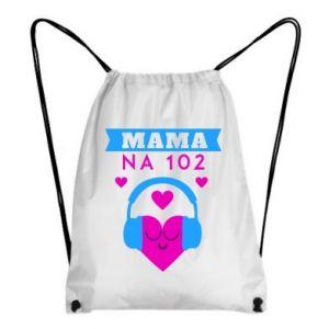 Plecak-worek Mama na 102