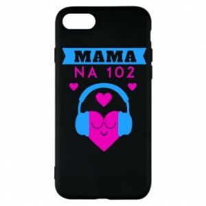 iPhone 7 Case Mom on 102