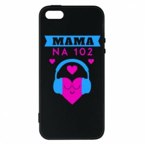 iPhone 5/5S/SE Case Mom on 102