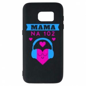 Samsung S7 Case Mom on 102