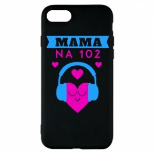 iPhone 8 Case Mom on 102