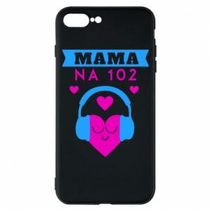 iPhone 8 Plus Case Mom on 102