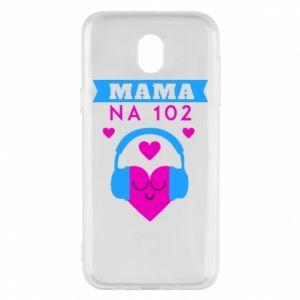 Samsung J5 2017 Case Mom on 102