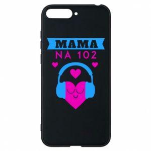 Huawei Y6 2018 Case Mom on 102