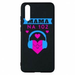 Huawei P20 Case Mom on 102