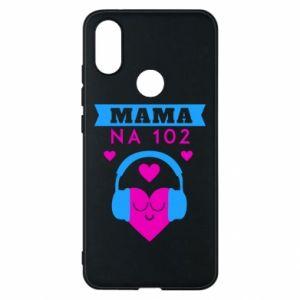 Xiaomi Mi A2 Case Mom on 102