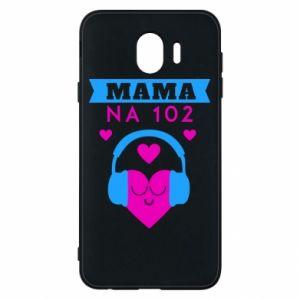 Samsung J4 Case Mom on 102