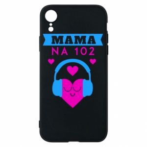 iPhone XR Case Mom on 102