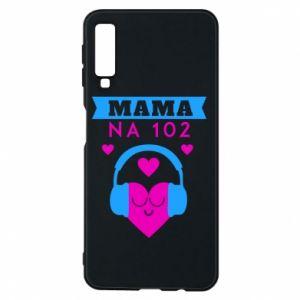 Samsung A7 2018 Case Mom on 102