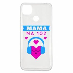 Xiaomi Redmi 9c Case Mom on 102