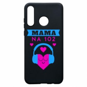 Huawei P30 Lite Case Mom on 102