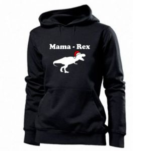 Women's hoodies Mom - rex