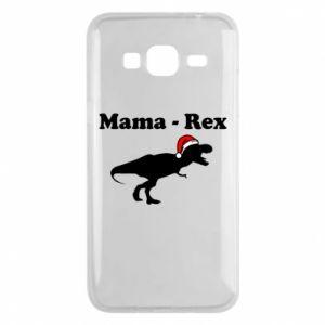 Etui na Samsung J3 2016 Mama - rex