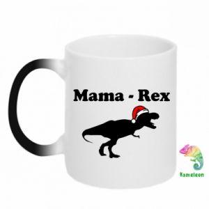 Chameleon mugs Mom - rex