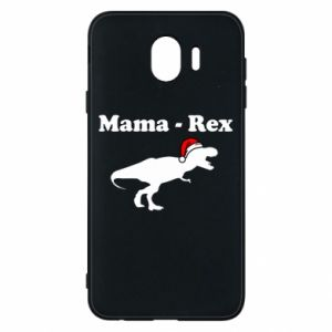 Etui na Samsung J4 Mama - rex