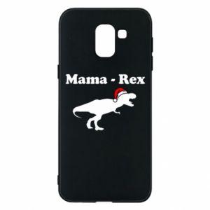 Etui na Samsung J6 Mama - rex