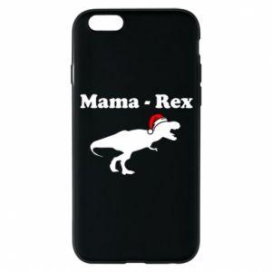 Etui na iPhone 6/6S Mama - rex