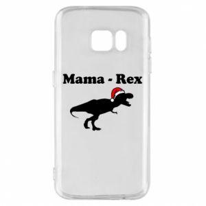 Etui na Samsung S7 Mama - rex