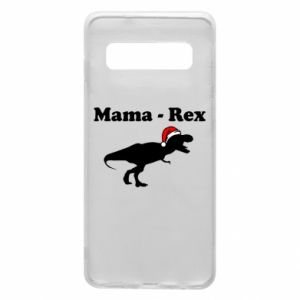 Phone case for Samsung S10 Mom - rex
