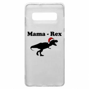 Etui na Samsung S10+ Mama - rex