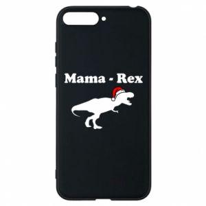 Etui na Huawei Y6 2018 Mama - rex