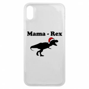 Etui na iPhone Xs Max Mama - rex