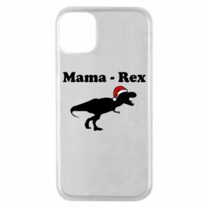 Etui na iPhone 11 Pro Mama - rex