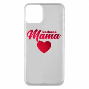 iPhone 11 Case mother heart