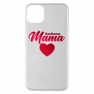 iPhone 11 Pro Max Case mother heart