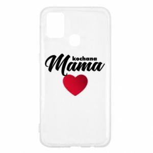 Samsung M31 Case mother heart
